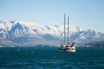 Extraordinary winter in Montenegro