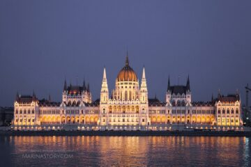Осенний Будапешт